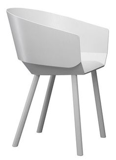 e15 Chair CH04 HOUDINI, Armlehne Stuhl, Armlehne Designer: Stefan Diez, 2009