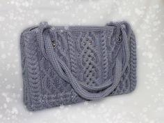 (+1) тема - Мои вязаные зимние сумки   РУКОДЕЛИЕ