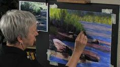 DVD - Improve your Pastel Painting with Arnold Lowrey - YouTube
