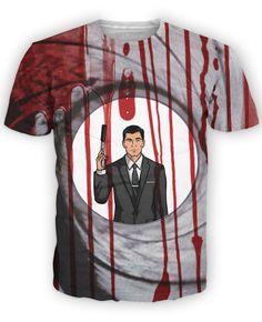 Double-0 Archer T-Shirt