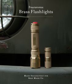 The Brass Flashlights - Foursevens