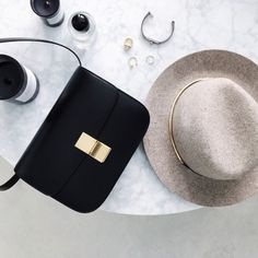 Bag and hat <3