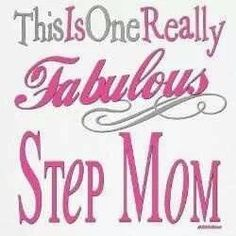 """I never think of myself as a Stepmom...I'm just a """"Mom"""" to all the children that live under my roof."""