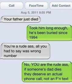 funny text messages sent wrong person