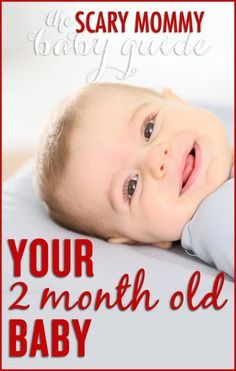 Need to know what you can REALLY expect after your baby's born? Find out all you need to know about the first year in the Scary Mommy Baby Guide: Your Two Month Old Baby | motherhood | parenting advice and tips