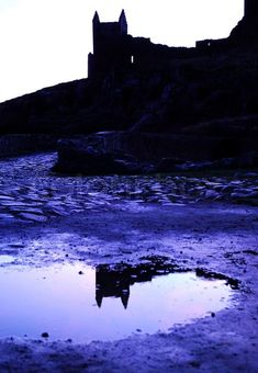 silhouetted ruins - Google Search Tower Bridge, Silhouette, Google Search, Travel, Viajes, Destinations, Traveling, Trips