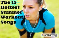 The Hottest Summer Workout Songs