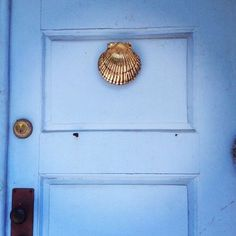 that shell knocker.