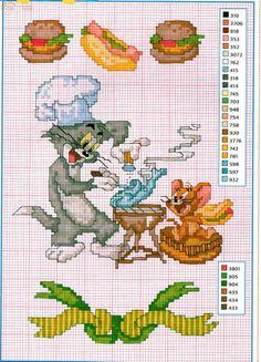 Baby Camilla-Tom & Jerry-12-2001/01-2002 (italian language) -