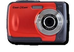 ION CooliCam 8MP S1000 Waterproof Digital Camera 24 Screen RED  The Perfect Camera for Kids ** Want to know more, click on the image.