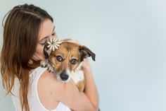 Count It Joy Photography | Huntsville AL Photographer | Blog...great idea for newly adopted pet from Humane Society