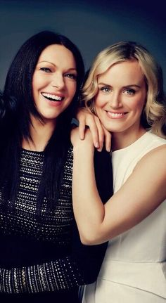 Alex Vause and Piper Chapman