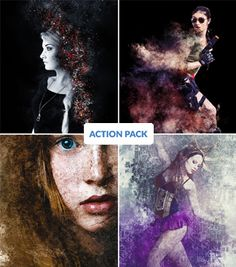 More Details About Actions  Crumple Photoshop Action Measure Photoshop Action Mix Color Paint Photoshop Action Partly Paint Photoshop Action  Your Files  4 Photoshop Action File 3 Photoshop Brush F...