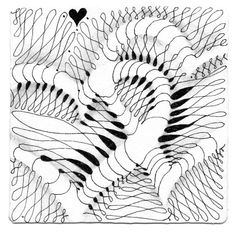 Open Seed Arts: Groove is in the Heart by Carol Ohl, Certified Zentangle Teacher