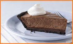 weight watchers recipes: weight watchers best recipes   Chocolate Cream Pie WW PointsPlus+ = 4