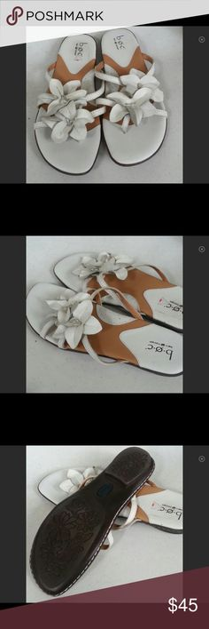 B.O.C Leather Sandals Size 8 Brand new without tags leather sandals. Size 8 US / 39 EU $45   🌸 Please ask all your questions before you purchase. I'm happy😊 to help  🌸 Sorry, no trades or hold. 🌸 Please, no lowball offers. 🌸 Please use the Offer Button 🌸 Bundle for your best prices 🌸 Ships next day, if possible 🎀 Thank you for visiting my closet 🎀 b.o.c. Shoes Sandals