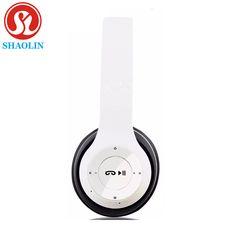 SHAOLIN Earphone Headphone Bluetooth Headset for IPhone Wireless Mobile Earphone Bluetooth Headphones for Mobile Phone