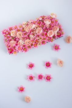 Flower Purse DIY