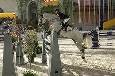 Gand Palace, Paris for the Saint Hermes International Grand Prix