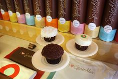sprinkles cupcakes. dallas texas.
