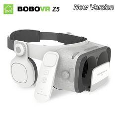 Original Bobovr Z5 vr box 3d vr glasses virtual reality gafas goggles google cardboard bobo vr headset For 4.7-6.0 smartphone #Affiliate