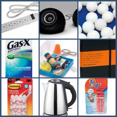 College Survival Kit: 10 Things You Will Actually Need