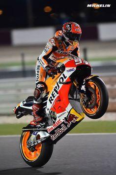 Márc Márquez | MotoGP Qatar 2016 (Losail International Circuit, Qatar)
