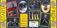 Scrapbook Your Scouting Memories