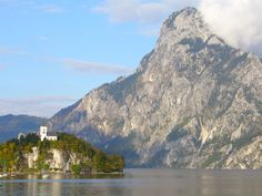 Traunkirchen - a spectacular setting in Upper Austria