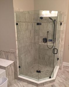Custom Glass Shower Doors In Scottsdale Az