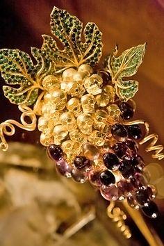 Salvador Dali's Jewelry. From gallery: http://pinterest.com/sunartgallery/jewelry/ HQ image: http://www.facebook.com/media/set/?set=a.549046718457795.139432.518805924815208