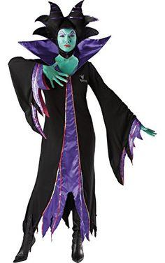 Evil Queen Costume Uk Size 12-14 Halloween Adult Fancy Dress
