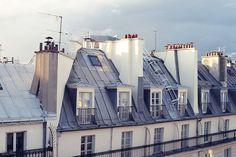 Parisien Roofs Paris France, Paris Paris, Paris Rooftops, Future City, City Lights, San Francisco Skyline, Parisian, Paths, Places To Visit