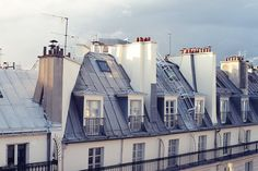 #roofs #paris