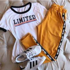 Best Teen Fashion Part 15 Lazy Outfits, Cute Comfy Outfits, Tumblr Outfits, Teenage Outfits, Sporty Outfits, Teen Fashion Outfits, Outfits For Teens, Stylish Outfits, Cool Outfits