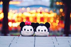Disney Tsum Tsum Mickey Mouse Plush - This is the latest craze in Japan and now its been introduced to America!