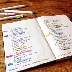 Bullet journal idea bujo index color coding with key on bottom mood tracker Bullet Journal Index, Bullet Journal October, Bullet Journal Travel, Bullet Journal Monthly Spread, Bullet Journal School, Bullet Journal How To Start A, Bullet Journal Ideas Pages, Bullet Journal Layout, Calendar Stickers