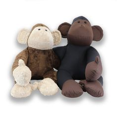 Peaceful Pals - Michael the Weighted Mellow Monkey
