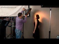 Портрет в студии. Мастер-класс Игоря Сахарова - YouTube
