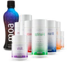 Nutrifii optimal nutritional health supplements 100% natural blends