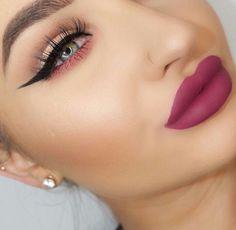 Imagem de makeup and fashion