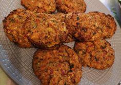 Μπιφτέκια λαχανικών στο φούρνο συνταγή από τον/την Val 🧡 - Cookpad Vegan, Ethnic Recipes, Food, Essen, Meals, Vegans, Yemek, Eten