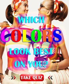 Knowing which shades suit your personality can revitalize, energize your life to make you look even more beautiful! Share your results with us :)