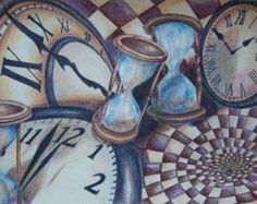alice in wonderland art pieces - Google Search