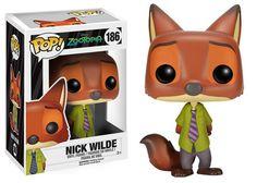 Funko Pop- Zootopie: Nick
