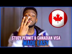 Why is it difficult to come to Canada, why so difficult to get study permit / visa - YouTube