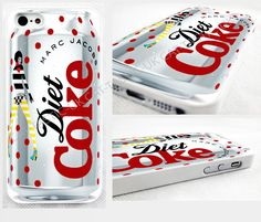 case,cover fits iPhone, iPod models diet coke,Jacobs,coca cola,retro,gift,glossy