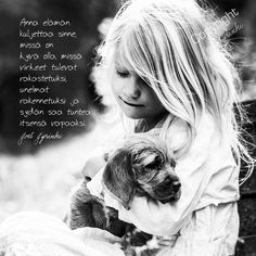 Cool Words, Wise Words, Finnish Words, Cute Inspirational Quotes, Life Lyrics, Truth Of Life, Think, Enjoy Your Life, Short Quotes