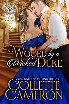 Uncaged Review: Wooed by a Wicked Duke by Collette Cameron My Romance, Romance Novels, Historical Romance Authors, Passionate Love, Free Kindle Books, Books To Buy, Bestselling Author, Duke, Wicked