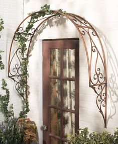 If I had a door that I could use this over, I would do it.  So cool.                                                                                                                                                     Mais